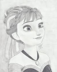 Elsa Disney Movie Frozen Drawing Stuff