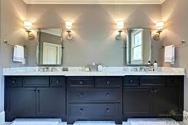 double vanity bathroom cabinets double vanity size slbistro com