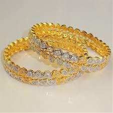 bangle bracelet color gold plated images Gold plated bangles id jv18 jpg