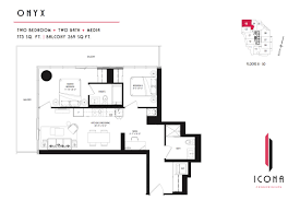 Metropolitan Condo Floor Plan Icona Condos By Gupta Group In Vaughan Condoweb