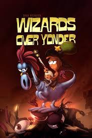 wizards over yonder by vest on deviantart