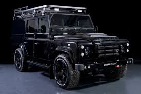 new land rover defender 2013 land rover defender ultimate edition by urban truck freshness mag