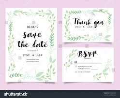 Wedding Invitation Card Samples Wedding Invitation Card Template Text Stock Vector 675080389
