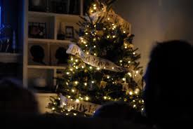 love actually themed christmas tree making lemonade