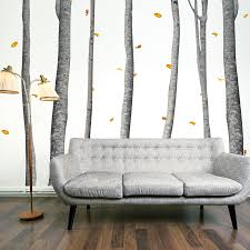 wall decals aspen trees color the walls of your house wall decals aspen trees wall mural birch trees under trends come and