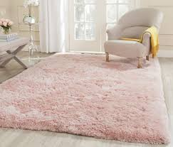 Shaw Living Area Rug Baby Pink Area Rug In Bedroom Polka Dot Light For Inspirations 10