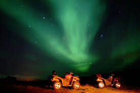 atv northern lights tour iceland northern lights atv your perfect day