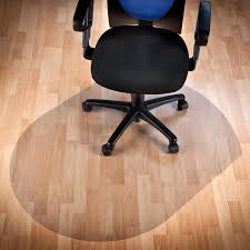 bamboo chair mat office hard floor protector antique tenex