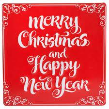 merry christmas sign 12 tin merry christmas sign xtm4008 craftoutlet