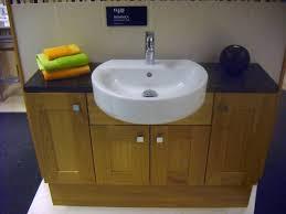 Bathroom Fitted Furniture by Oak Bathroom Furniture Hoxton Oak Bathroom Furniture Handmade