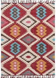Flat Weave Cotton Area Rugs 27 Best Rugs Images On Pinterest Rugs Blue Area Rugs And Blue Rugs