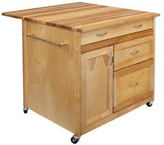 kitchen island chopping block catskill craftsmen kitchen island with butcher block top reviews