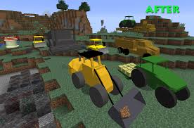 minecraft pickup truck techstack u0027s heavy machinery mod wip wip mods minecraft