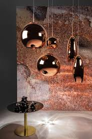 Tom Dixon Copper Pendant Light Buy Tom Dixon Copper Shade 45 Pendant Light Copper By Tom Dixon
