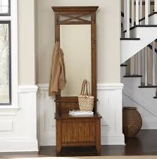 decorating delightful hall tree storage bench with coat rack in