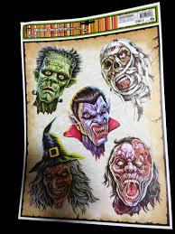 halloween horror props zombie crypt keeper graveyard scene setter halloween decorations