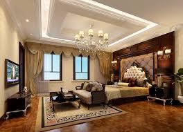 Home Design European Style European Style Bedroom Bedside Backdrop Design Interior Design