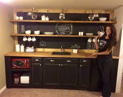 basement kitchenette tinyhouseontheprairie