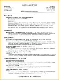 sample of resume for secretary administrative assistant resume