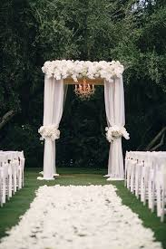 wedding arches decorated with tulle attire only palm springs wedding white wedding arch
