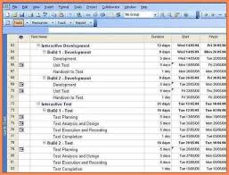 Simple Project Plan Template Excel Simple Project Plan Template Excel Form Design