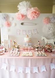 backdrop for baby shower table gorgeous baby shower dessert tables streamer backdrop baby