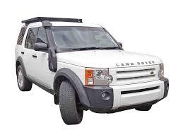 custom land rover lr4 land rover lr3 u0026 lr4 discovery roof rack 3 4 cargo rack foot rail