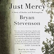 just mercy a story of justice and redemption audio
