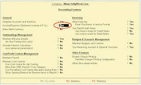 income and expenditure statement in tally9 accounting software
