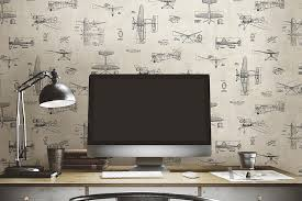 office wallpaper wallpapers for office by brewster home fashions
