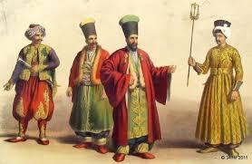 Ottoman Officials Ottoman Officials Ottoman Topkapı Pinterest Ottomans