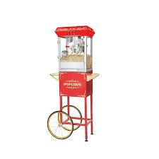 popcorn rental luxe popcorn machine rental