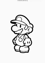super paper mario coloring pages coloring pages kids collection