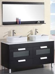 55 60 inches bathroom vanities