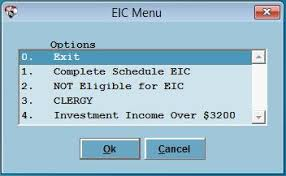 form 8867 earned income credit knowledgebase