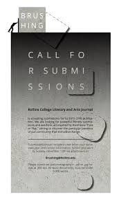 the sandspur literary magazine brings new ideas theme to the