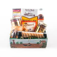 new orleans gift baskets breakfast time louisiana style cajun gift baskets new orleans