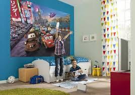 papier peint chambre gar n papier peint enfant idées inspirées par les d animation