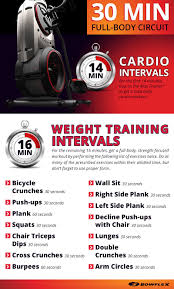 Chair Cardio Exercises 30 Minute Full Body Interval Workout Circuit Bowflex
