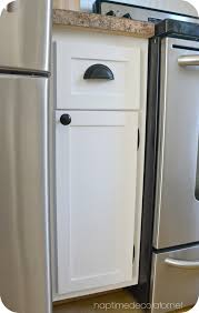 how to add molding to kitchen cabinet doors from drab to fab adding trim to cabinets