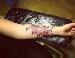 rose flower tattoo skin u0026 needles pinterest flower tattoos