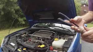 subaru automatic automatic transmission fluid check subaru wrx 4eat svtwrc youtube