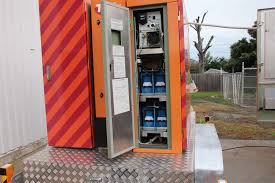 photos telstra u0027s new mobile exchange on wheels telco isp itnews