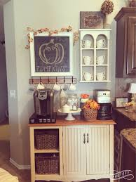 20 coffee station ideas to light up your day crafts on fire