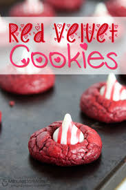 red velvet cake mix cookies 5 minutes for mom