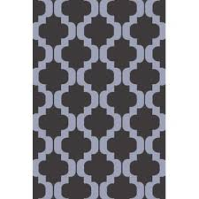 Black And Purple Area Rugs Moti Rugs Medallion Rug Wayfair