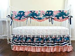 Navy And Coral Baby Bedding Best 25 Baby Bedding Sets Ideas On Pinterest Navy Baby