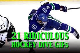 Soccer Hockey Meme - 21 ridiculous hockey dive gifs total pro sports