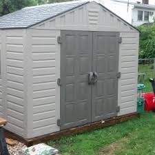Rubbermaid Storage Shed Shelves by Patio Cool Rubbermaid Storage Shed For Your Outdoor Backyard