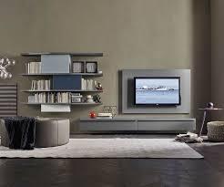 Wohnzimmerm El Mit Led Wohnwand U2013 Moderne Designer Tv Wohnwände